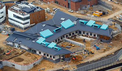 Broadmoor Hospital Redevelopment, Crowthorne