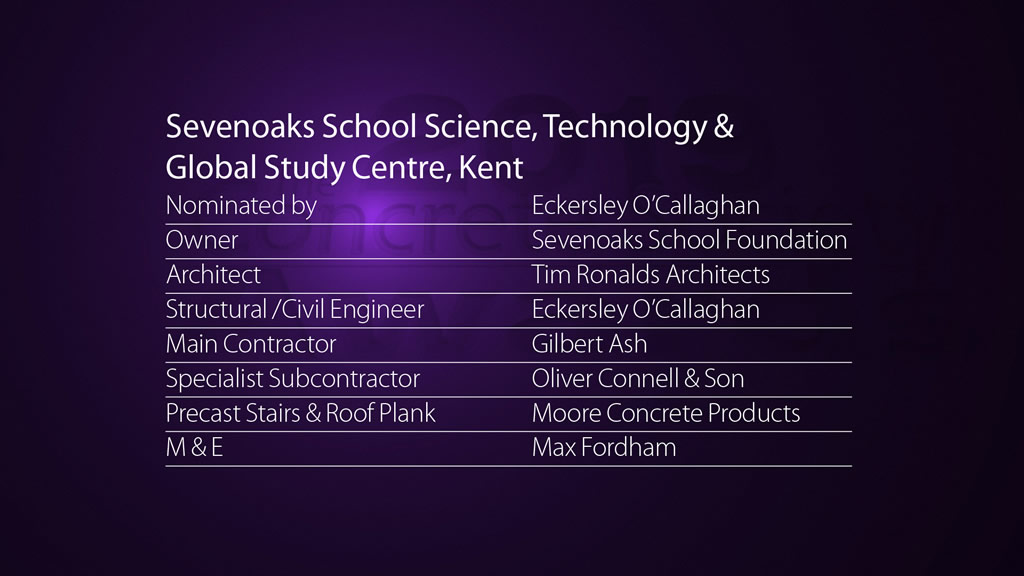 Sevenoaks School, Science and Technology & Global Study Centre, Kent